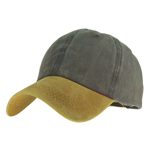 China wholesale washed cotton baseball cap