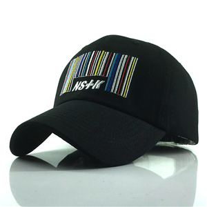 Wholesale cotton embroidered cartoon baseball cap