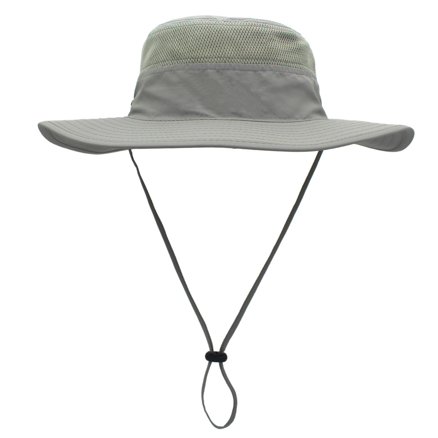 Men and Women UV Protection Hat Polyester Fishing Hat Breathable Jungle Hat